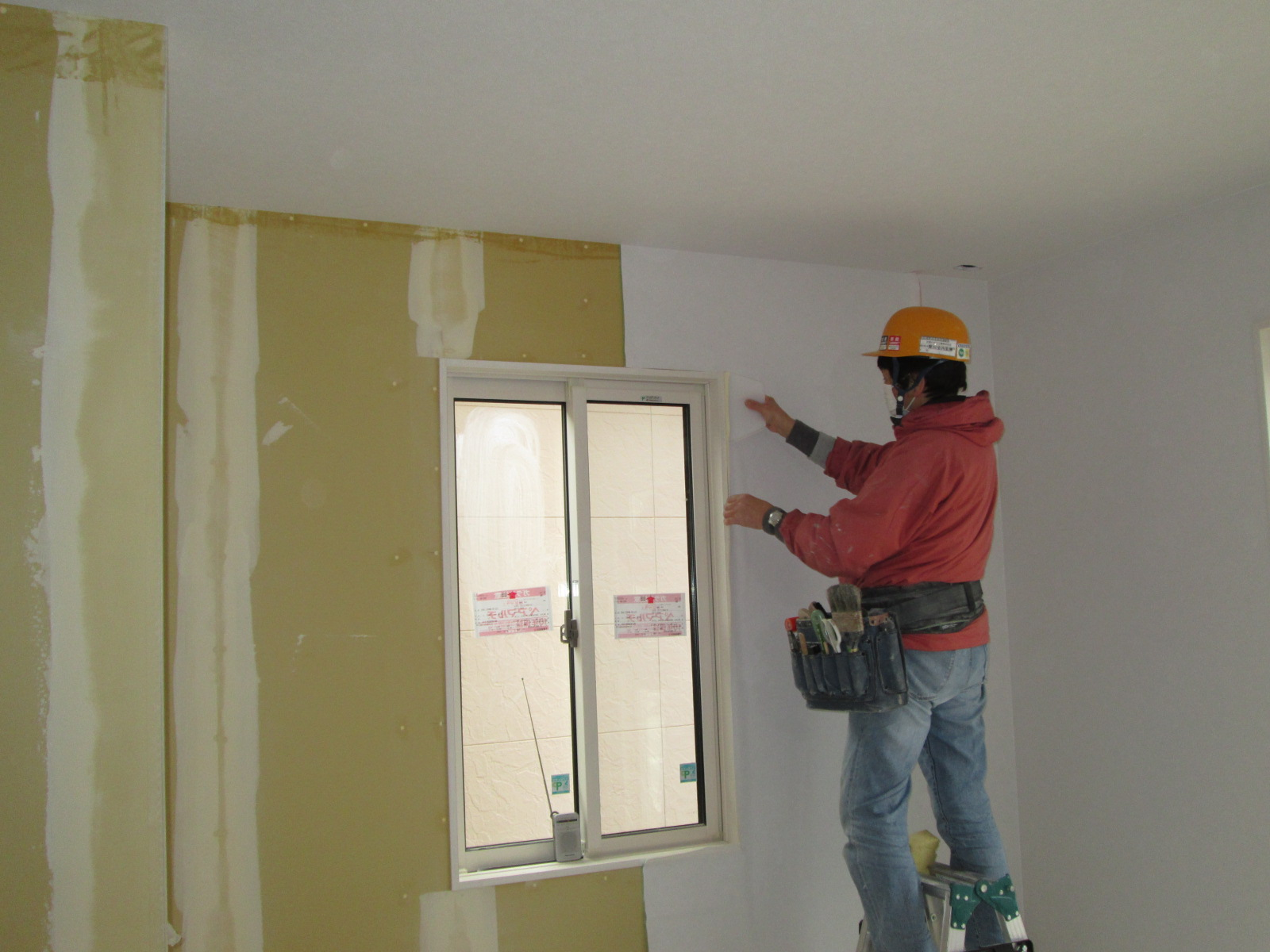 壁装クロス工事のイメージ画像